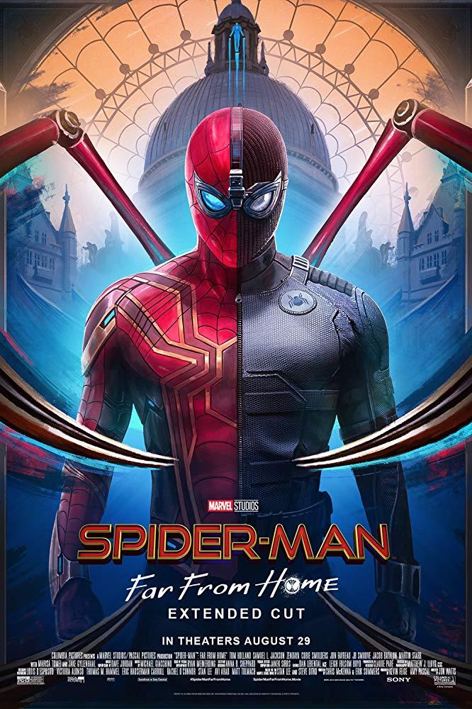 دانلود فیلم مرد عنکبوتی: دور از خانه Spider Man: Far from Home 2019