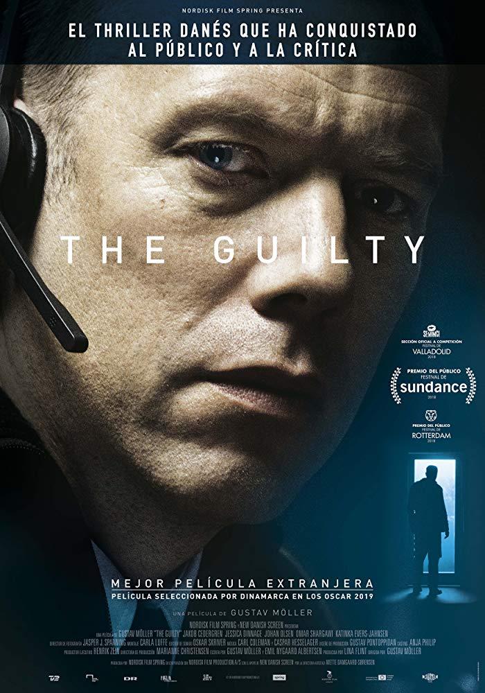 دانلود فیلم گناهکار The Guilty 2018