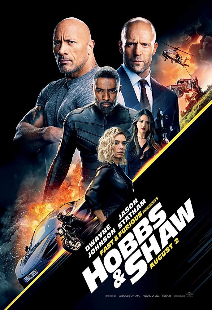 دانلود فیلم سریع و خشن هابز و شاو Fast & Furious Presents: Hobbs & Shaw 2019