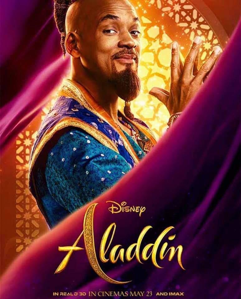 دانلود فیلم علاء الدین Aladdin 2019