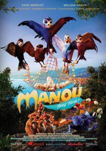 دانلود انیمیشن Manou The Swift 2019