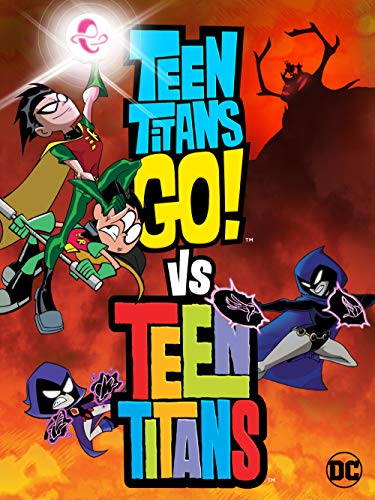 دانلود انیمیشن تایتان های نوجوان Teen Titans Go Vs Teen Titans 2019