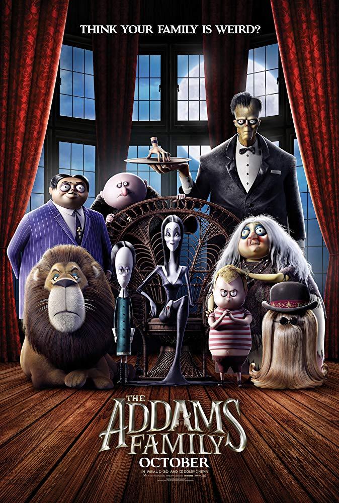 دانلود فیلم خانواده آدامز The Addams Family 2019