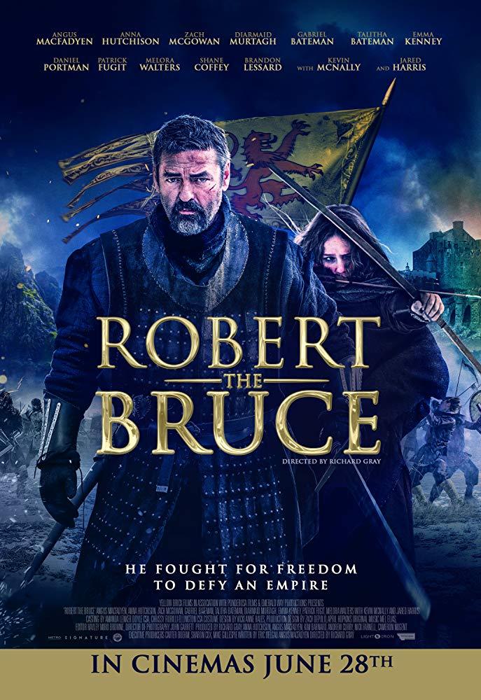 دانلود فیلم رابرت بروس Robert the Bruce 2019