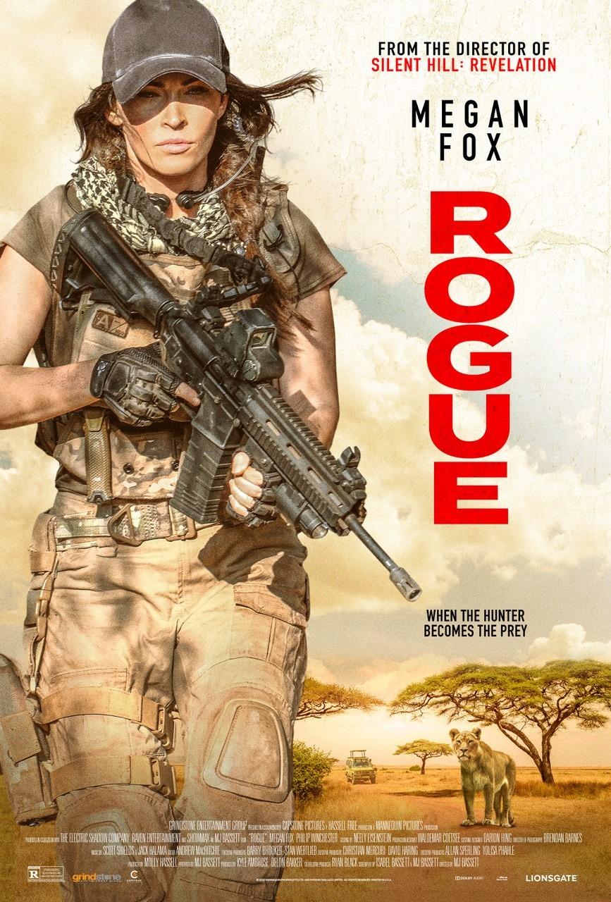 دانلود فیلم یاغی Rogue 2020
