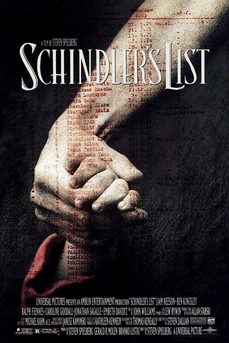 دانلود فیلم فهرست شیندلر Schindler's List 1993