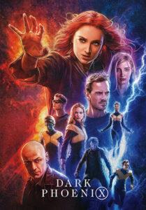 دانلود فیلم مردان ایکس ققنوس سیاه Dark Phoenix 2019