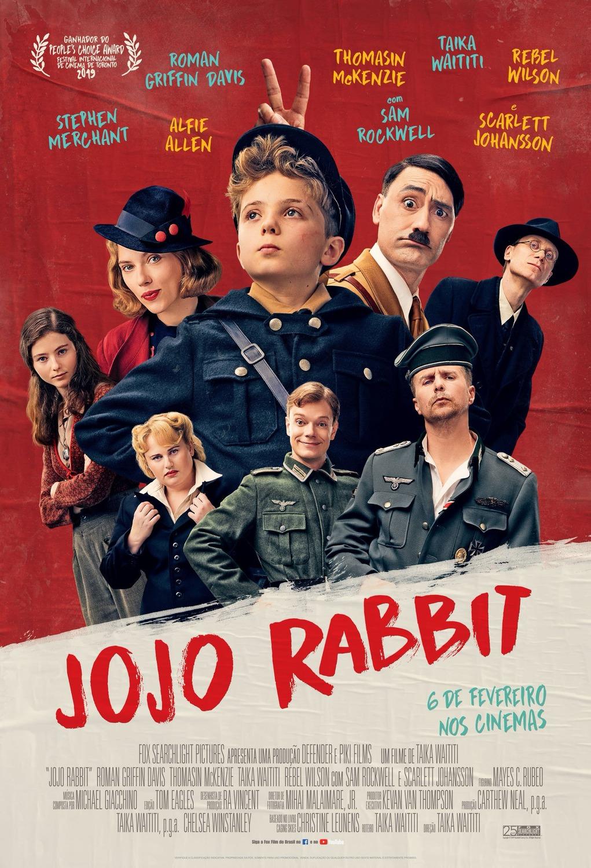 دانلود فیلم جوجه خرگوشه Jojo Rabbit 2019