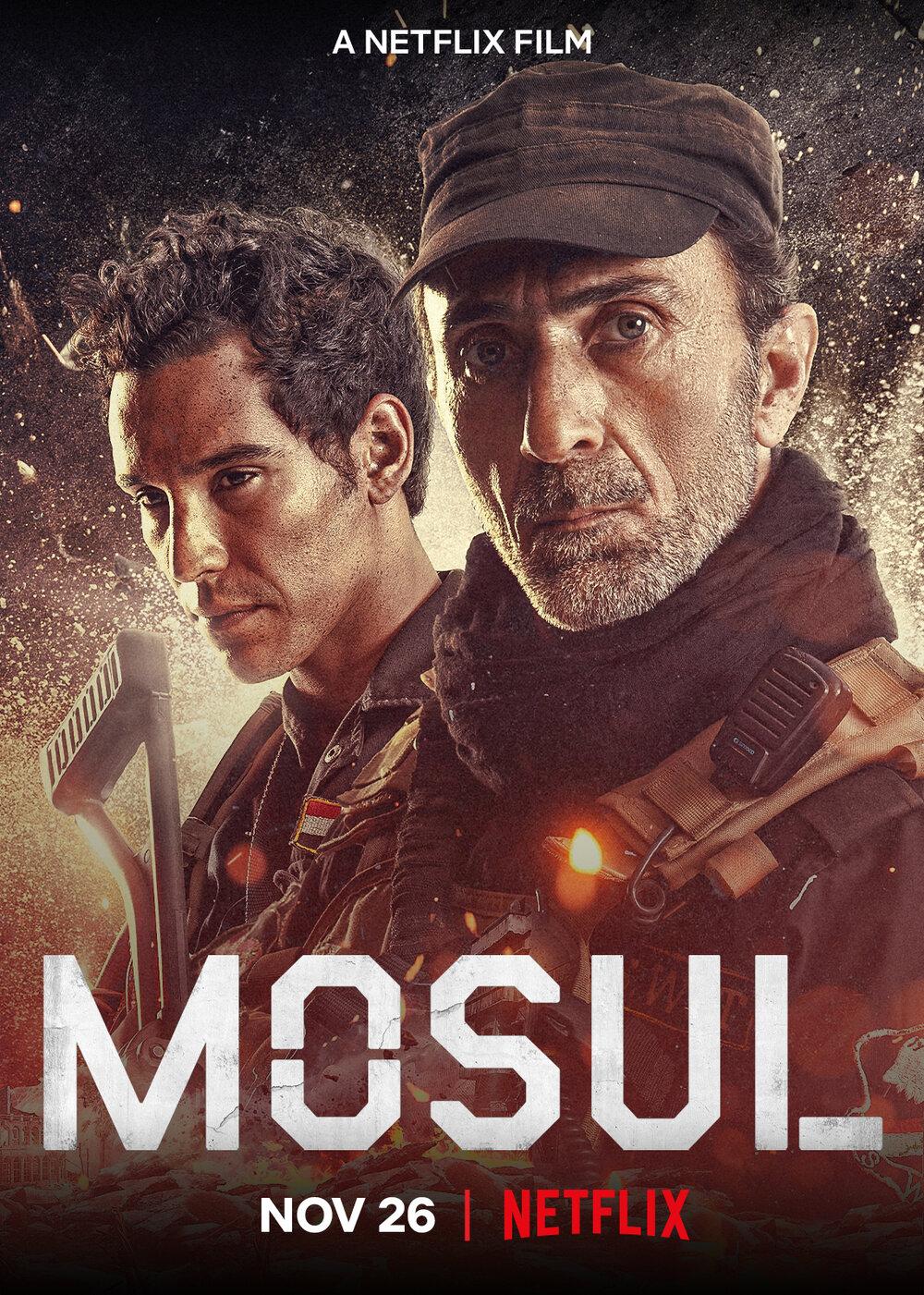 دانلود فیلم موصل Mosul 2020