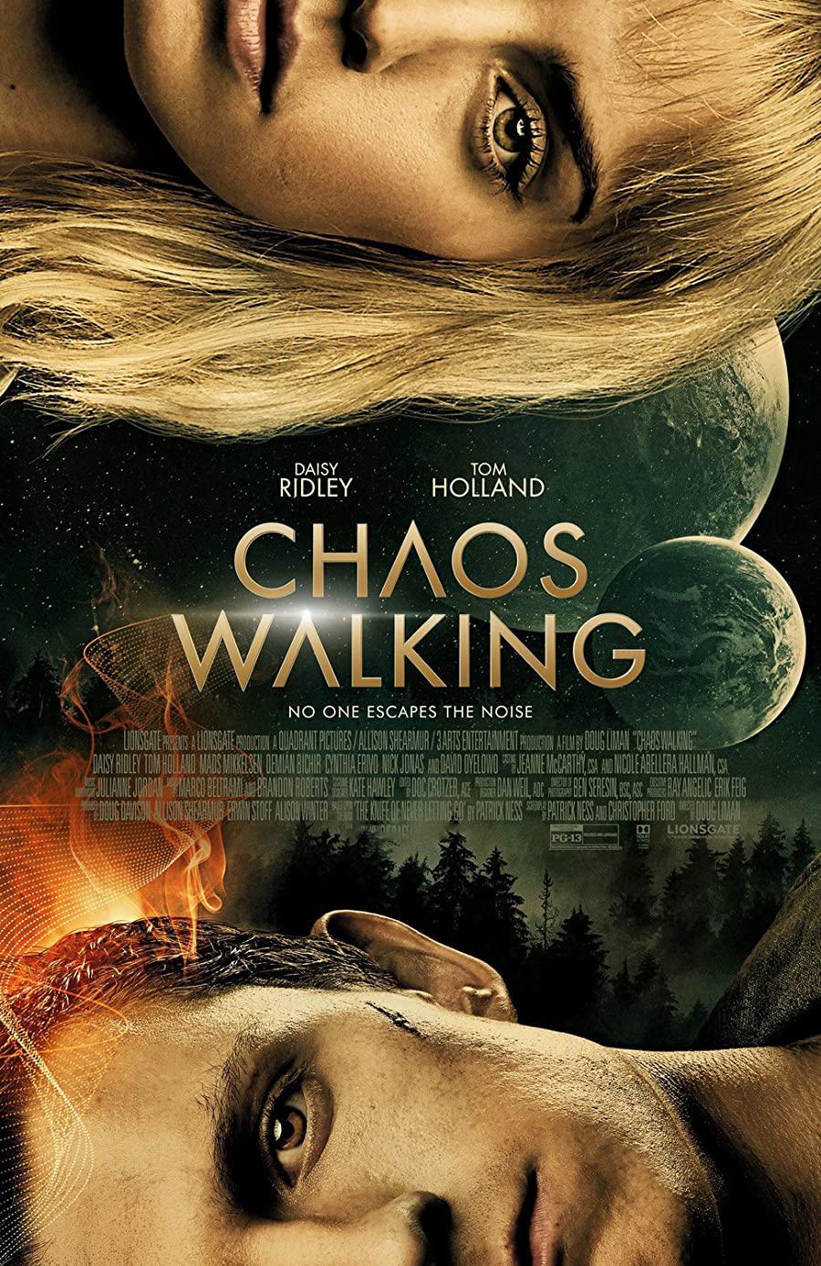 دانلود فیلم آشوب مدام Chaos Walking 2021