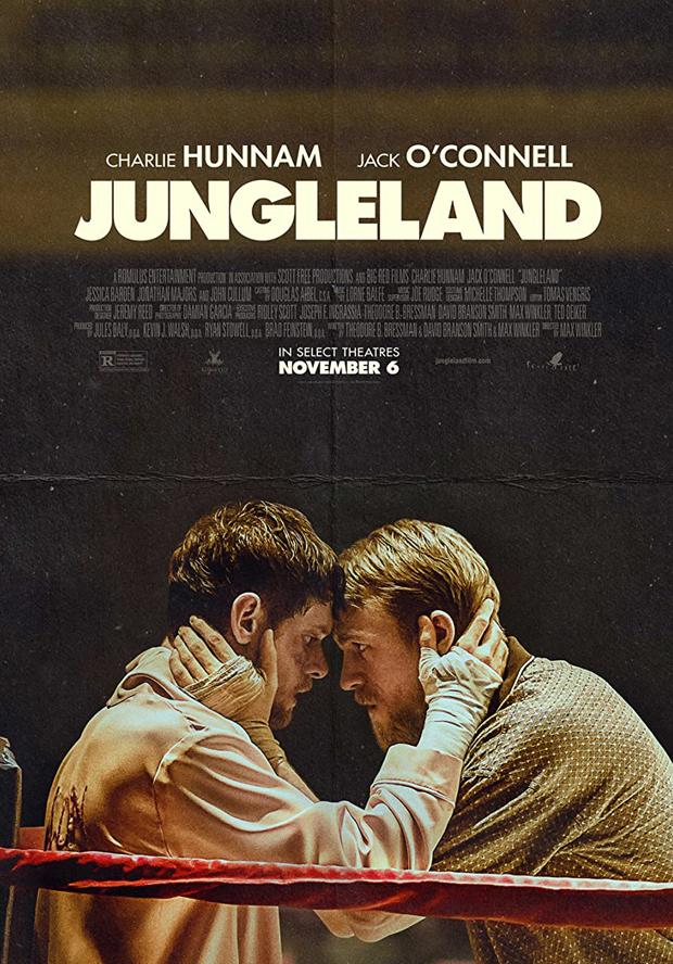 دانلود فیلم قانون جنگل Jungleland 2019