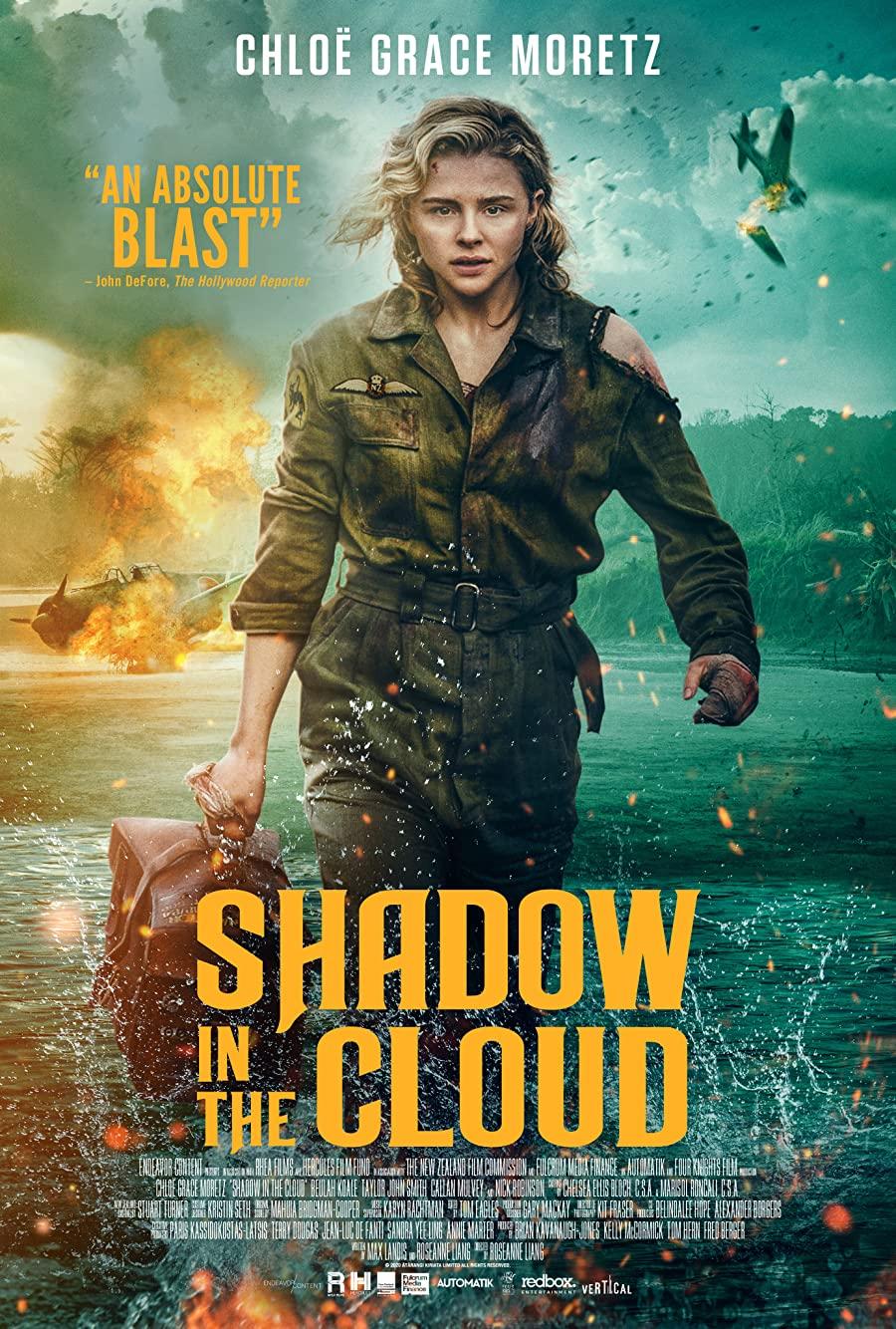 دانلود فیلم سایه در ابر Shadow in the Cloud 2020