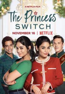 دانلود فیلم جا به جایی شاهزاده 2 The Princess Switch Switched Again 2020