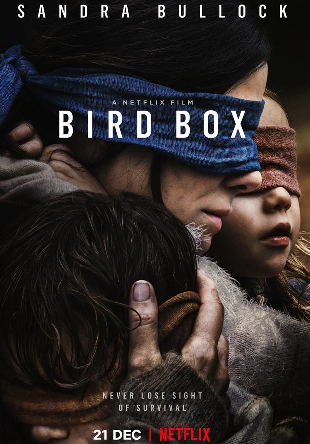 دانلود فیلم جعبه پرنده Bird Box 2018