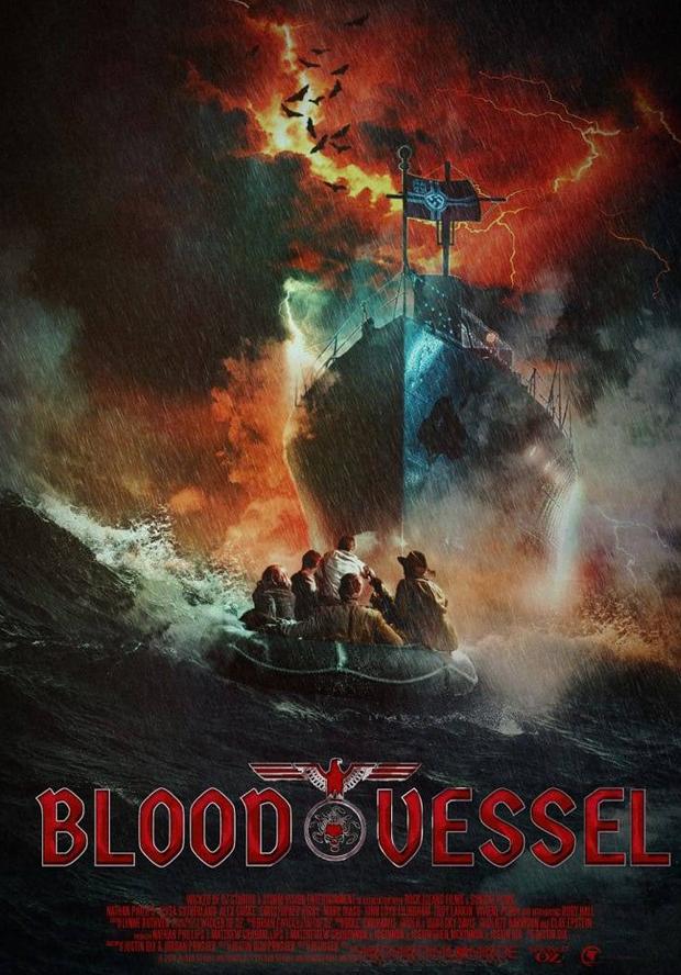 دانلود فیلم رگ خونی Blood Vessel 2019