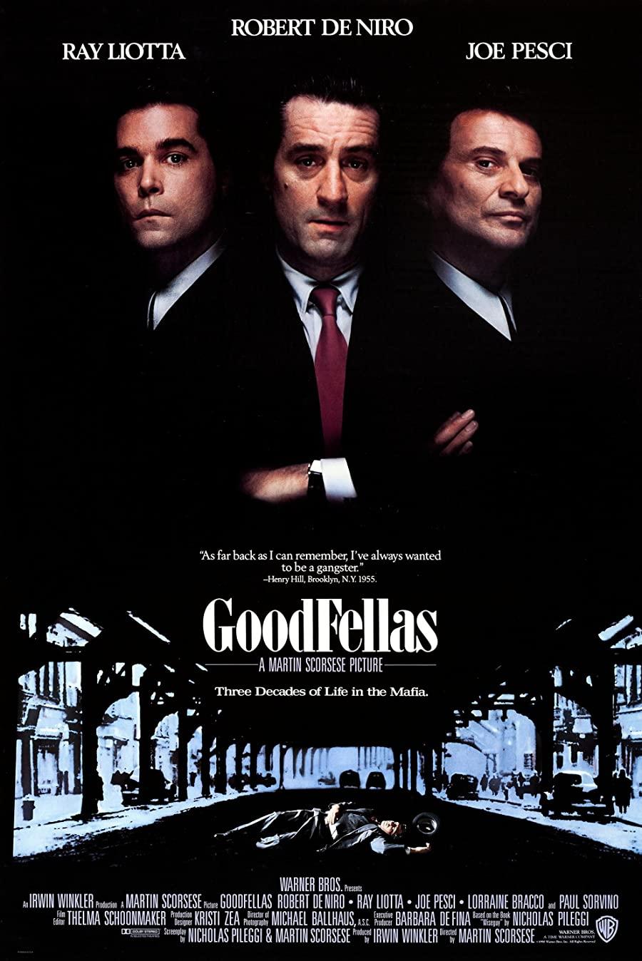 دانلود فیلم رفقای خوب Goodfellas 1990