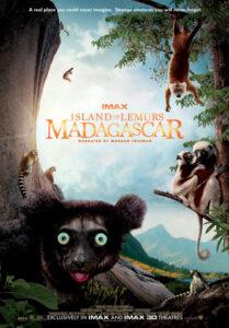 دانلود مستند جزیره ی میمونها: ماداگاسکار Island of Lemurs: Madagascar 2014