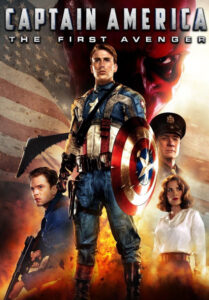 دانلود فیلم کاپیتان آمریکا: اولین انتقام جو Captain America: The First Avenger 2011