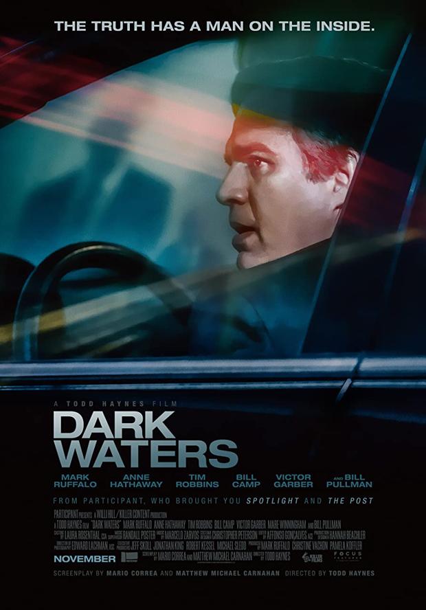 دانلود فیلم آبهای تیره Dark Waters 2019