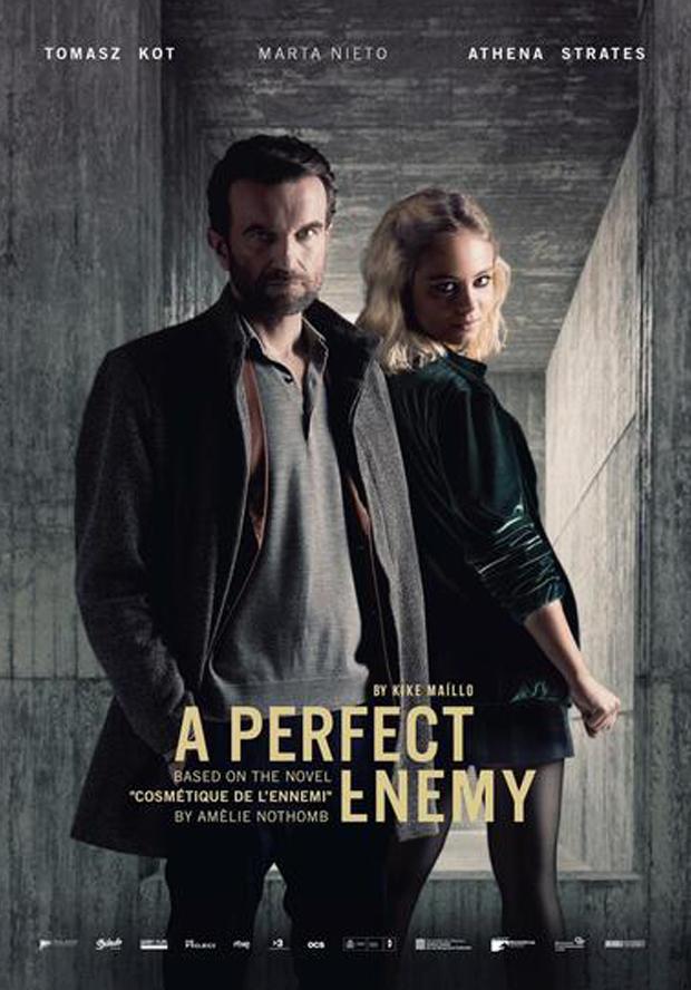 دانلود فیلم یک دشمن بی نظیر A Perfect Enemy 2020