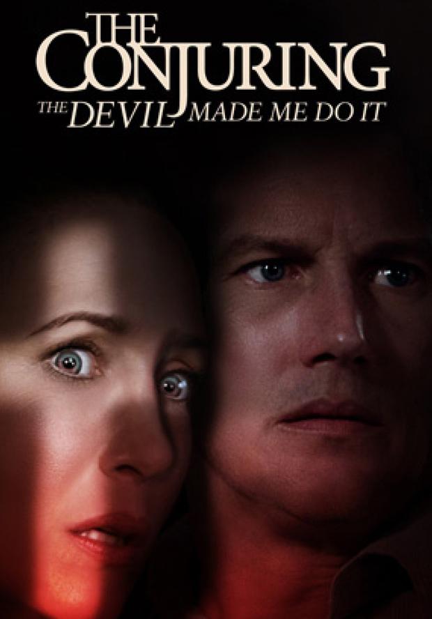 دانلود فیلم احضار 3 شیطان مرا وادار کرد The Conjuring: The Devil Made Me Do It 2021