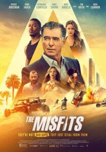 دانلود فیلم ناجورها The Misfits 2021