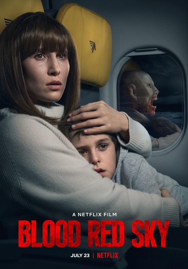 دانلود فیلم آسمان خونین Blood Red Sky 2021