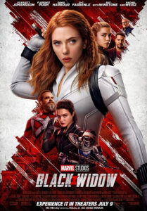 فیلم بیوه سیاه Black Widow 2021
