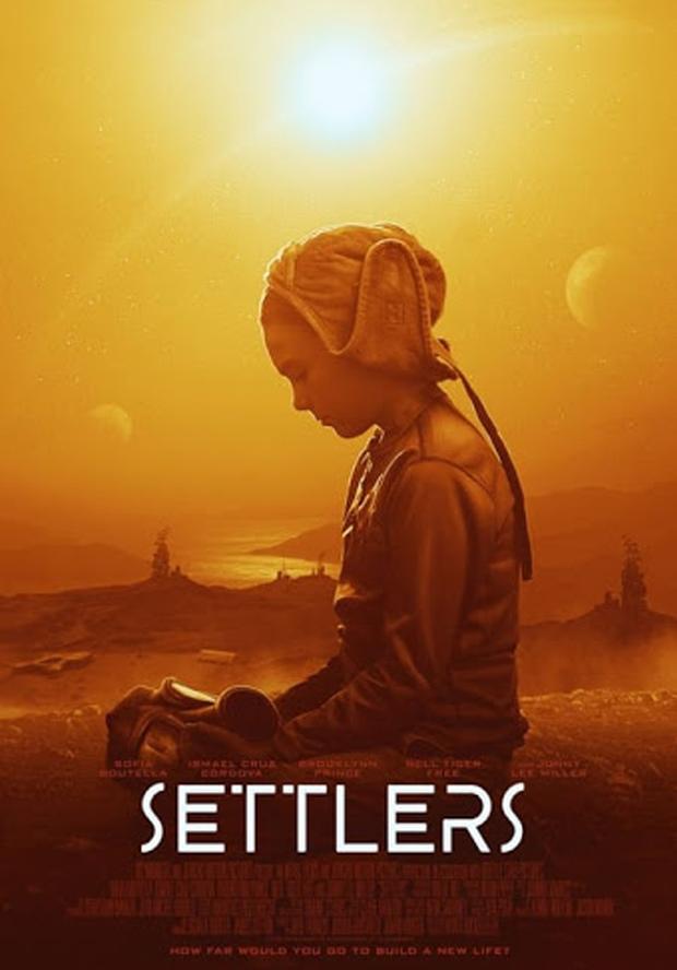دانلود فیلم مهاجران Settlers 2021