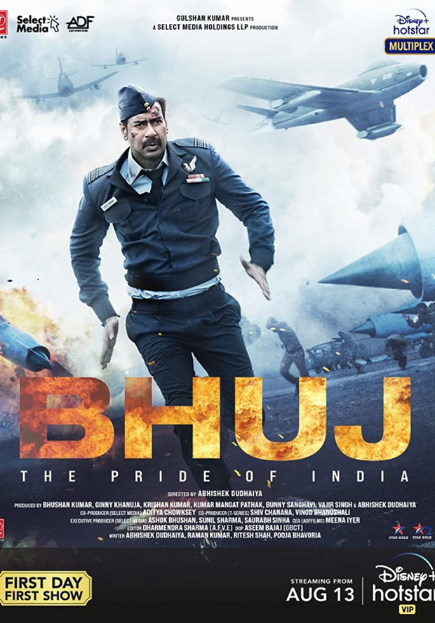 دانلود فیلم بوژ غرور هند Bhuj The Pride of India 2021