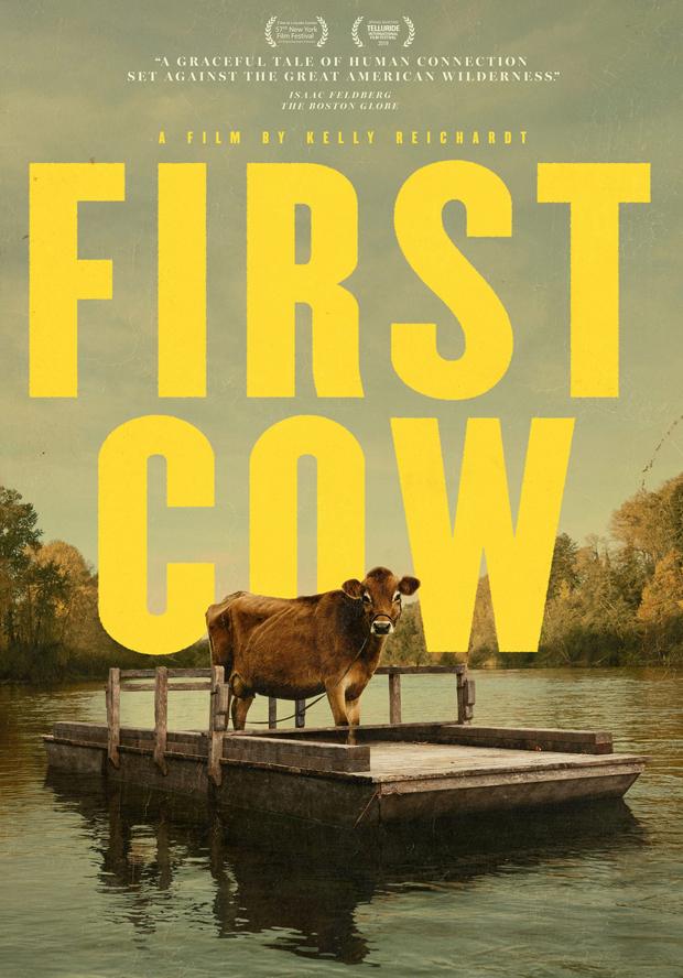 دانلود فیلم اولین گاو First Cow 2019
