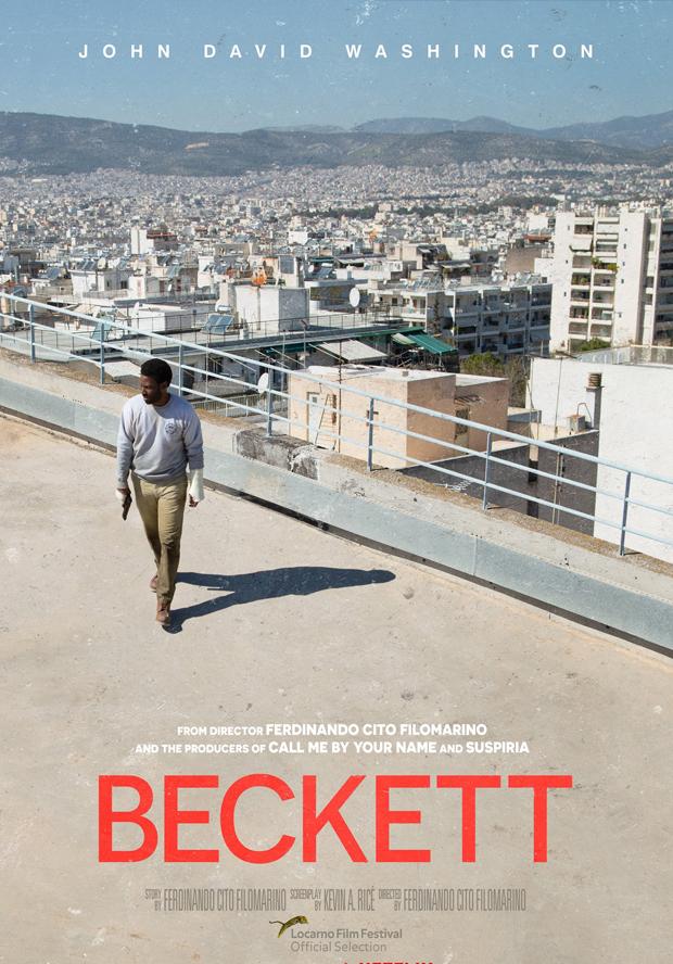 دانلود فیلم بکت Beckett 2021