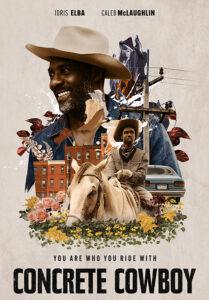 فیلم گاوچران مقاوم Concrete Cowboy 2021