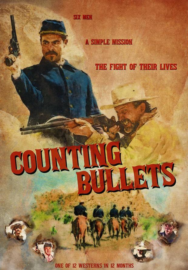 دانلود فیلم شمارش گلوله ها Counting Bullets 2021