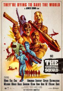 دانلود فیلم جوخه انتحاری 2 The Suicide Squad 2021