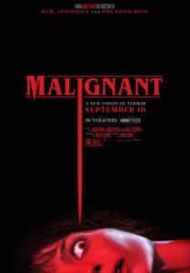 دانلود فیلم ترسناک آمریکایی بدخیم 2021 Malignant
