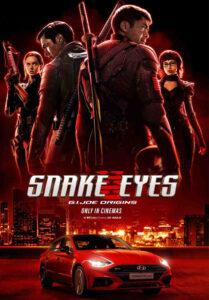 دانلود فیلم چشم های مار: منشأ جی آی جو Snake Eyes: G.I. Joe Origins 2021