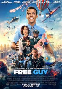 دانلود فیلم خارجی مرد آزاد Free Guy 2021