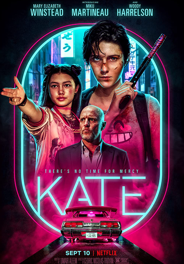 دانلود فیلم کیت Kate 2021