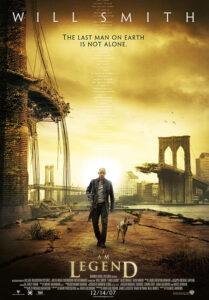 فیلم من افسانه ام I Am Legend 2007