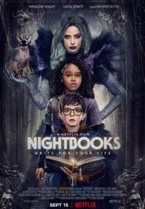 دانلود فیلم کتاب های شبانه Nightbooks 2021